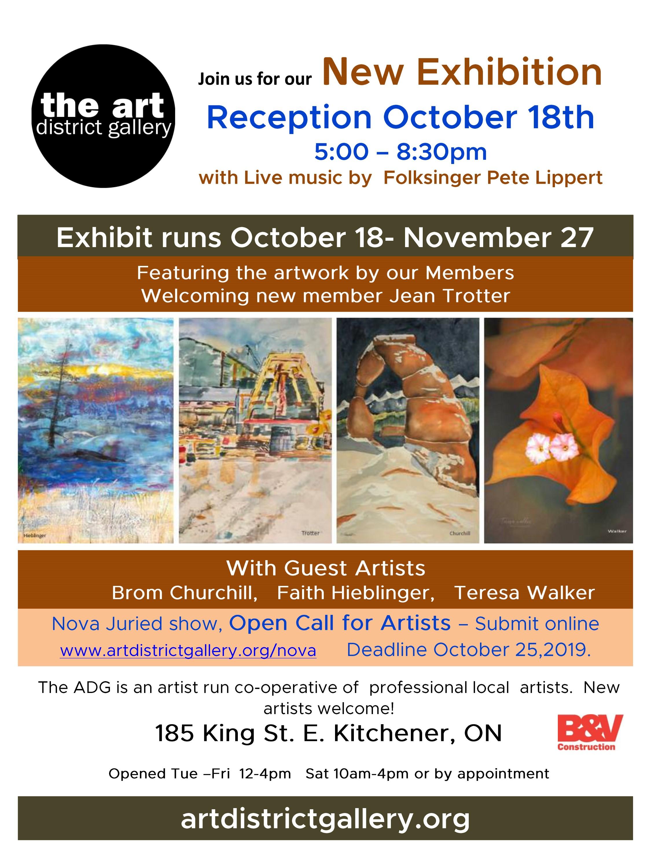 Art District Gallery Exhibit